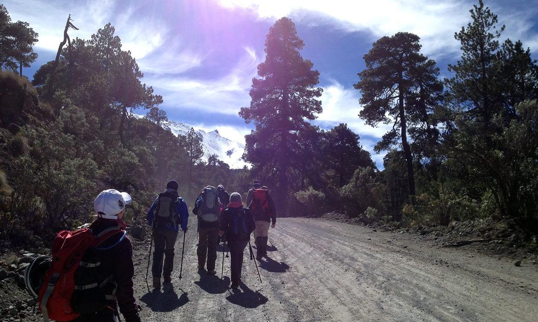 Ruta del Bosque en Toluca, Estado de México
