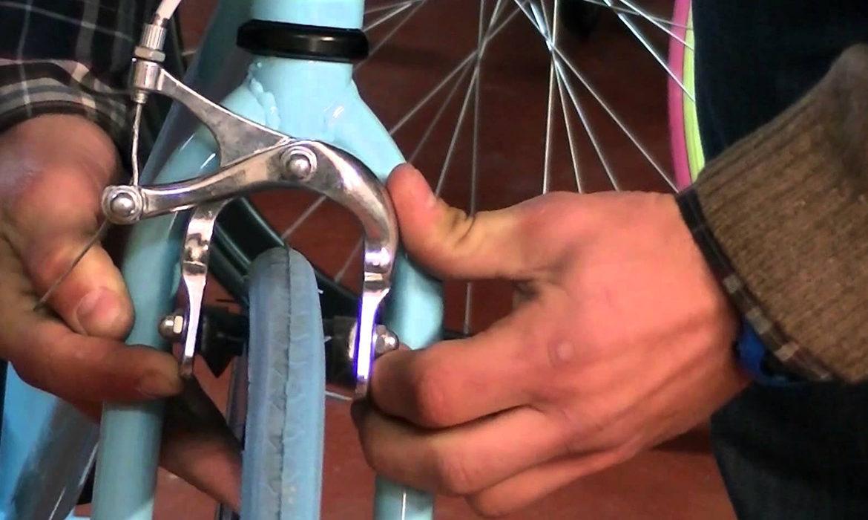 ¿Qué frenos le pongo a mi Bicicleta?, ¿los frenos de disco o de patín?