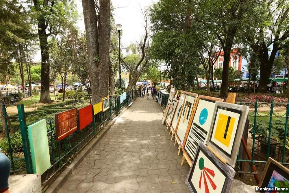 Día de Tianguis Callejeros en la Ciudad de México