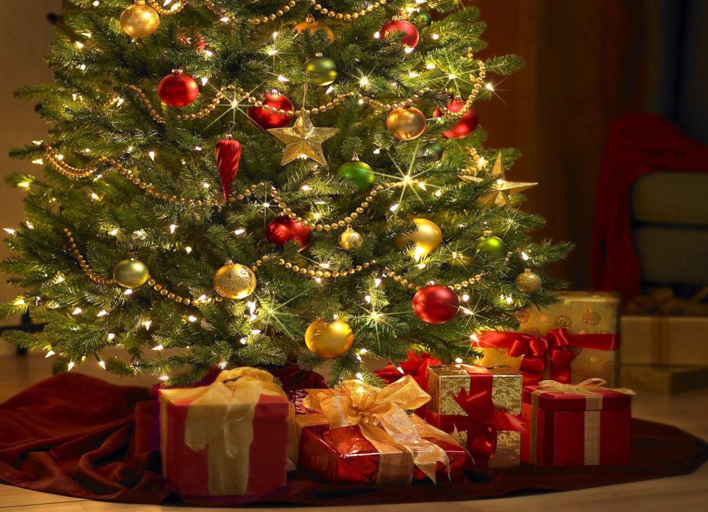 Origen del árbol de navidad y su significado