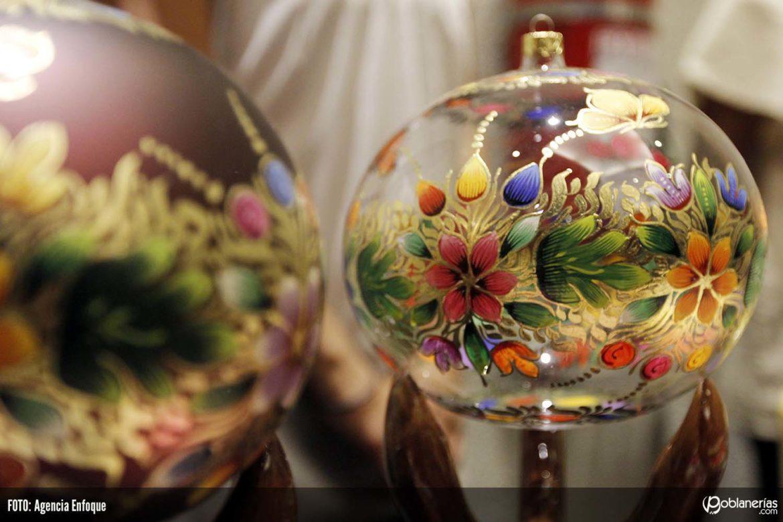 De compras: Esferas navideñas